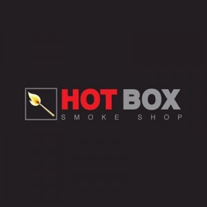 Hot Box Smoke Shop - Black