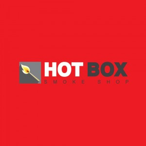 Hot Box Smoke Shop - Red